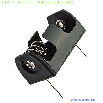 14250 Battery Holder(BH1/2AA)