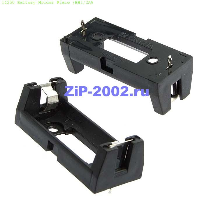 14250 Battery Holder Plate (BH1/2AA