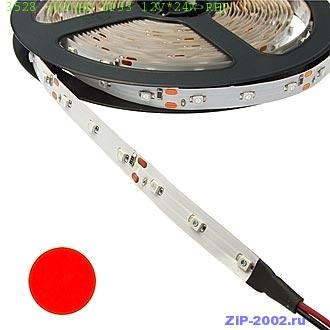 3528 300LED IP33 12V*24W RED