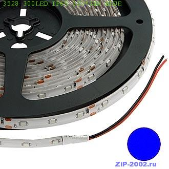 3528 300LED IP65 12V*24W BLUE
