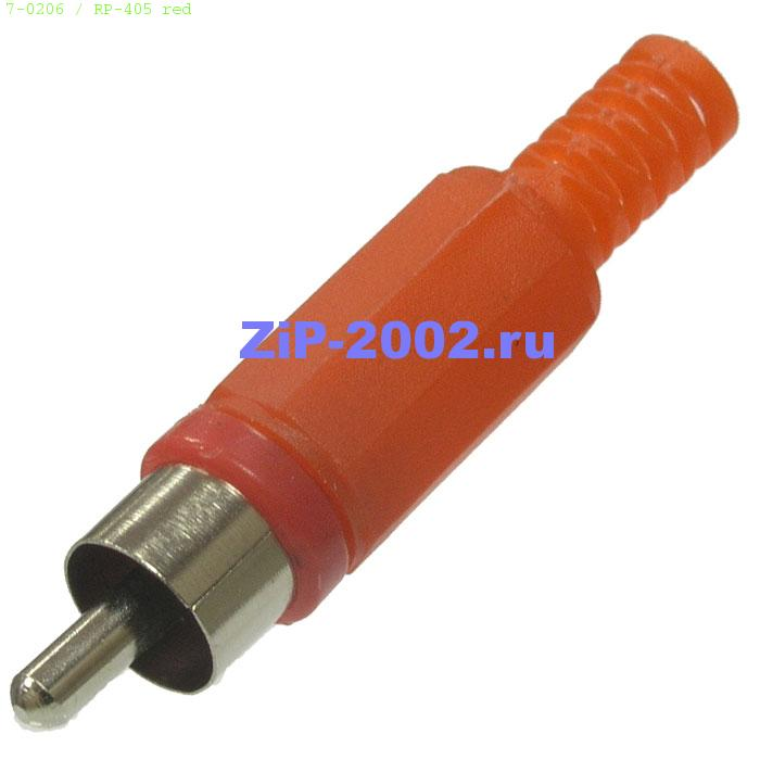 7-0206 / RP-405 red