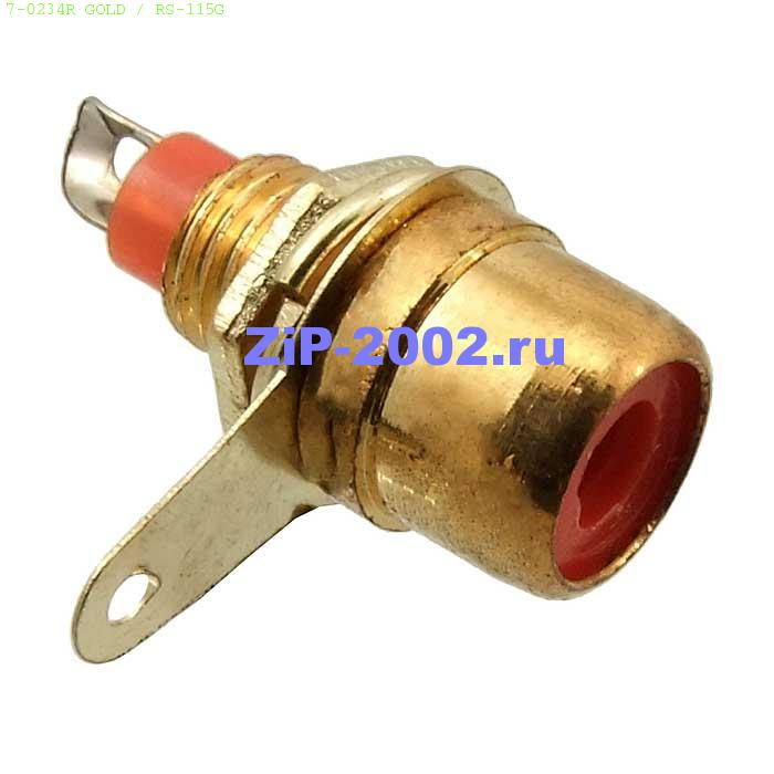 7-0234R GOLD / RS-115G