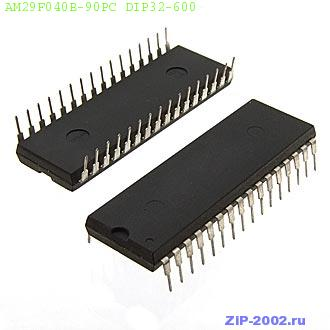AM29F040B-90PC DIP32-600