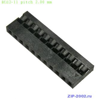 BLS2-11 pitch 2.00 mm