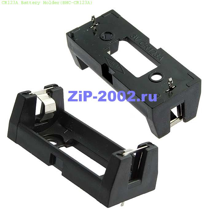 CR123A Battery Holder(BHC-CR123A)