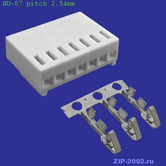 HU-07 pitch 2.54mm