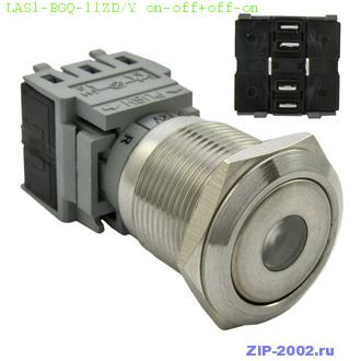 LAS1-BGQ-11ZD/Y on-off+off-on