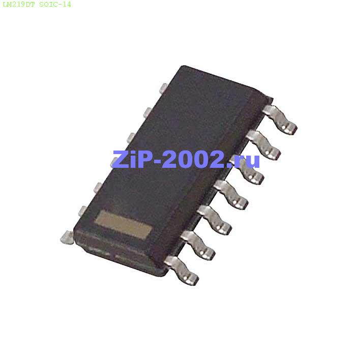 LM219DT SOIC-14