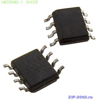 LM386MX-1 SOIC8
