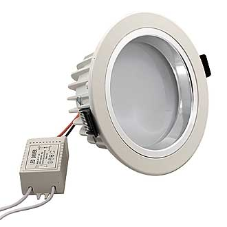 5W 220v 480LM D130 H80*115