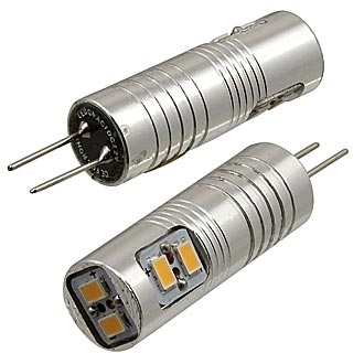 G4 A/DC12-20V 8LED3014 15Lm 1,2W WW