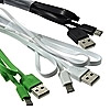 USB to Micro USB UltraFlat 1m