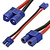 Разъем EC3 Extension wire 14AWG 10CM