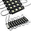 5050 3LED BLACK 12V 0.75W W-W IP65